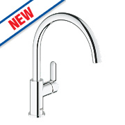 Grohe StartEdge Monobloc Mixer Kitchen Tap Chrome