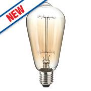 Sylvania Squirrel Cage Incandescent Vintage Lamp ES 60W