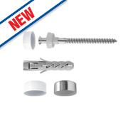 Rawlplug 67484 WC / Bidet Fixing Kit