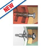 Rawlplug R-SKJ-RAD Radiator Fixing Kit
