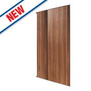 Spacepro 2 Door Panel Sliding Wardrobe Doors Walnut 1499 x 2260mm