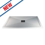 Aqualux Aqua 25 Rectangular Shower Tray 1200 x 800 x 25mm
