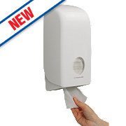 Kimberly-Clark Professional Aquarius Folded Toilet Tissue Dispenser