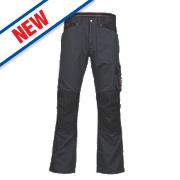 "Timberland Pro 621 Multi-Pocket Trousers Castor Grey 39"" W 30"" L"