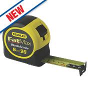 Fatmax Tape Measure 8m x 32mm/26