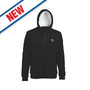 "Timberland Pro Hooded Sweatshirt Black Medium 37-40"" Chest"