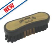 Bentley Slip-Not Face Brush Black & Gold