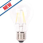 LAP GLS LED Lamps ES 4W Pack of 3