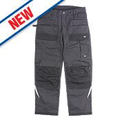 "Hyena Himalaya Work Trousers Grey 36"" W 32/34"" L"