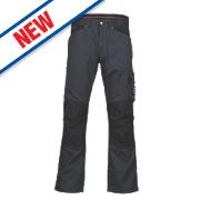 "Timberland Pro 621 Multi-Pocket Trousers Castor Grey 35"" W 30"" L"