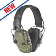 Howard Leight Impact Sport Low Profile Ear Defenders 25dB SNR