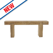 Forest Sleeper Garden Bench 1200 x 200 x 447mm