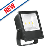 Enlite LED Adjustable Floodlight 200W Black