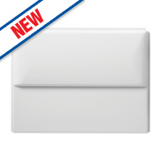 Ideal Standard Acrylic Bath End Panel 700mm White