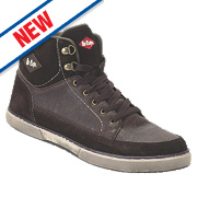 Lee Cooper LCSHOE086 Trainer Boots Brown Size 9