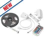 Sylvania Cheer LED Flexible Tape Light Strip RGB 24W