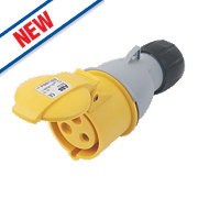 ABB Connector 32A 2P+E 110V 4H IP44