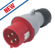 ABB Straight Plug 32A 3P+E 415V 6H IP44