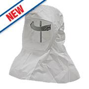 3M VersaFlo S-433 Head Cover with Integral Suspension & Faceseal M/L
