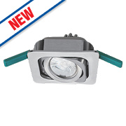Sylvania Adjustable Integrated LED Downlight 540Lm White 50W 240V