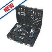 Erbauer Air Tool Kit 43 Piece set
