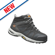 Timberland Pro Wildcard Mid Safety Shoes Black Size 8