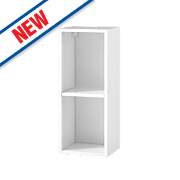 White Kitchens Wall Cabinet 300 x 282 x 738mm