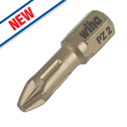 Wiha Hot Torsion Screwdriver Bit Pz2 x 25mm