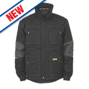 "JCB Bamford Jacket Black Large 41"" Chest"