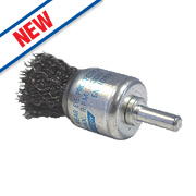 Norton Expert Crimped Wire End Brush 25mm