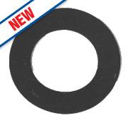 "Arctic Products Washing Machine Hose Washers Black ¾"" Pack of 5"