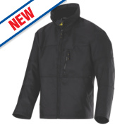 Snickers Winter Jacket Black Small