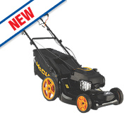 McCulloch M51-140WF 51cm hp 140cc Self-Propelled Rotary Petrol Lawn Mower