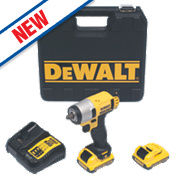 DeWalt DCF813D2-GB 10.8V 2.0Ah Li-Ion XR Cordless Impact Wrench