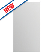 Slab Kitchens 400 Base/Wall Door White Gloss 732 x 396mm