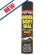 Hammerite Vehicle Underbody Aerosol Seal Black 600ml