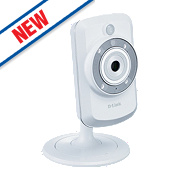 D-Link DCS-942L/B Enhanced Day / Night Cloud Camera