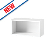 White Kitchens Bridging Cabinet 600 x 282 x 300mm