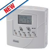 Flomasta 22199SX Wired Digital Programmable Thermostat