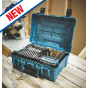 Erbauer Combination Bit Set 126 Pieces