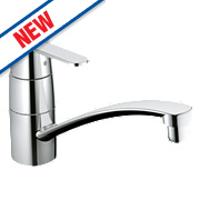 Grohe Get Monobloc Mixer Kitchen Tap Chrome