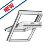 Velux Roof Window Centre-Pivot Noise Reduction Clear 1340 x 980mm