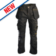 Roughneck Holster Trousers Black 36