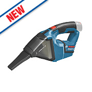 Bosch GAS108VLIN 10.8V Li-Ion Mini Vacuum Cleaner - Bare