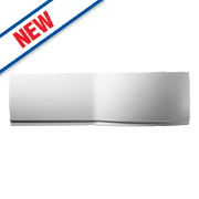 Ideal Standard Acrylic Bath Front Panel RH 1700mm White