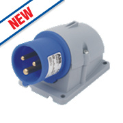 ABB Surface Plug 16A 2P+E 250V 6H IP44