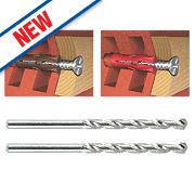 Rawlplug R-SKJ-SHK Shelving Bracket Fixing Kit