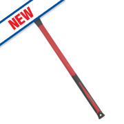 Forge Steel 7lb Fibreglass Sledge Hammer 7lb