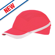 Portwest Vent Cool Bump Cap Red
