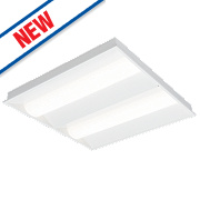 Saxby Recessed Modular LED Ceiling Light Natural Light 20W